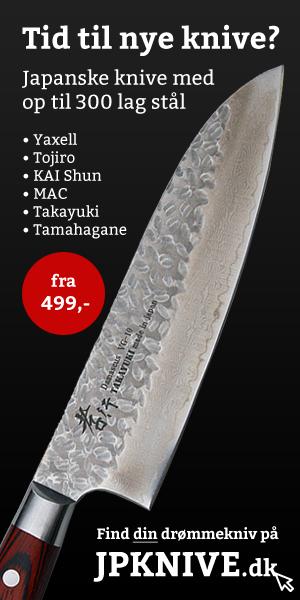 Banner for knivfirma