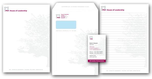 PS4 brevlinje