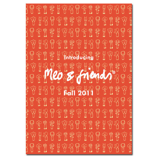 Nyt produktkatalog for Meo & Friends