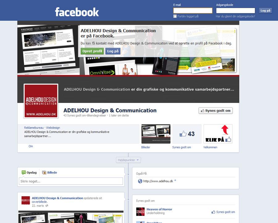 facebook adelhou