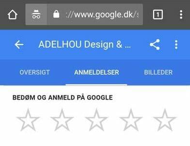 ADELHOU My Business anmeldelse
