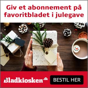 online banner for Bladkiosken